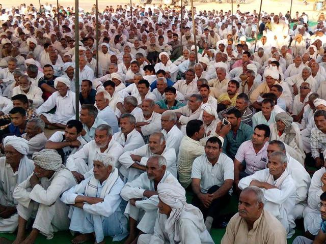 A Jat group moved the Supreme Court on Friday, seeking a hearing if any petition is filed and entertained against the recent decision of according quota benefits to the community members in Haryana.