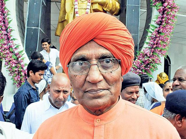 Swami Agnivesh was speaking at a discussion on the protection of the India Constitution.