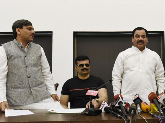 Uttarakhand crisis,Rebel Congress MLAs,BJP