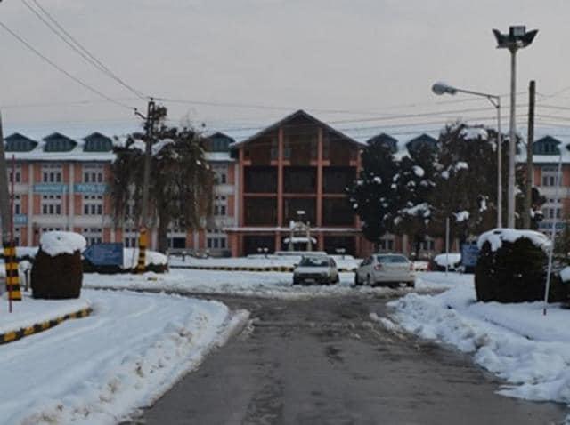 NIT Srinagar