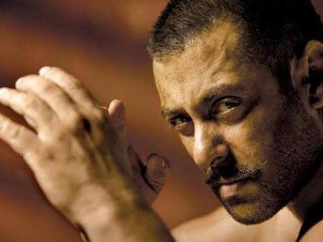 Salman in a still from Sultan. (Twitter)