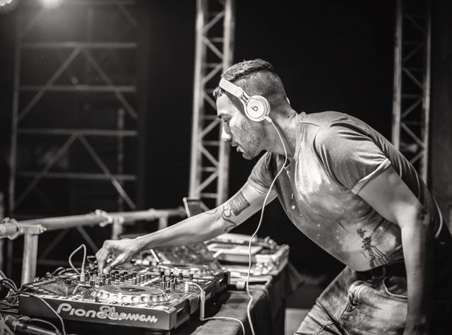 'Music is music, it doesn't matter if it's made on a guitar or a computer,' believes DJ Nucleya.