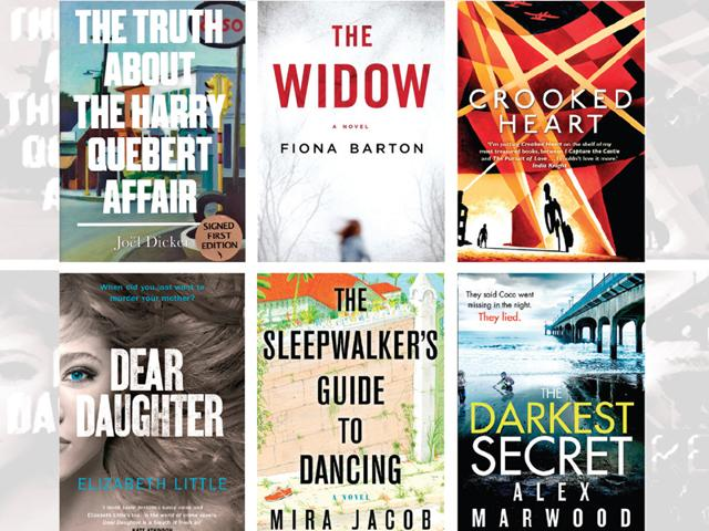 Book scan: When it comes to discovering authors, I rely on the kindness of friends, those like-minded souls who call me up excitedly to tell me about that 'brilliant new author' that I simply must read