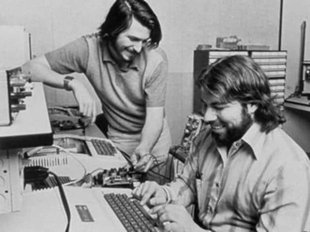 Apple has turned 40, and it's a very different company from the audacious startup that Jobs and Wozniak launched in a Silicon Valley garage in 1976