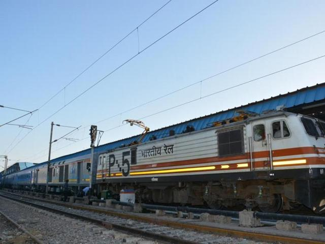 Gatimaan Express, India's first semi high-speed train, will cover the 184 kilometre-distance from Hazrat Nizamuddin station in Delhi to Agra in 100 minutes.