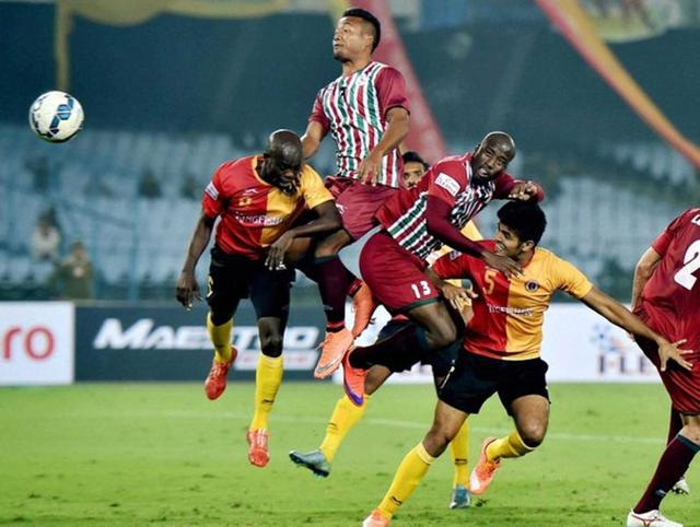 Mohun Bagan will be looking to bring their campaign back on track when they face arch-rivals East Bengal in the I-League derby.
