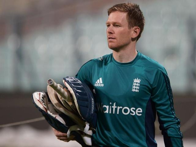 England's turnaround has been attributed to the leadership of captain Eoin Morgan (left).