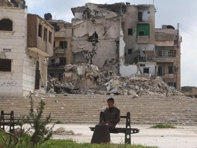 Syria,Aleppo,Al Qaeda