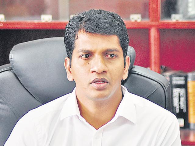 SB Deepak Kumar