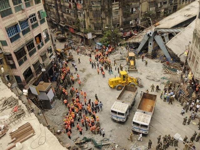 Kolkata,Mamata Banerjee,Kolkata flyover collapse