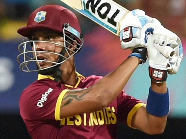 The West Indies batsman showed composure under pressure to beat India in the World T20 semifinal.