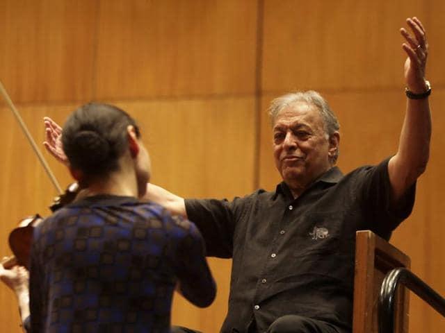 Zubin Mehta,Concert