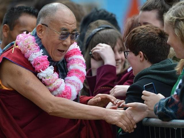 With so much violence around, author Isabel Losada wonders why the world is ignoring one of the sanest voices in the world, that of Dalai Lama.