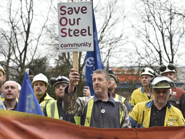 Tata Steel,Corus,David Cameron