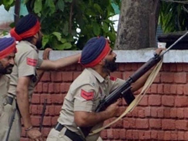 gurdaspur terror scare