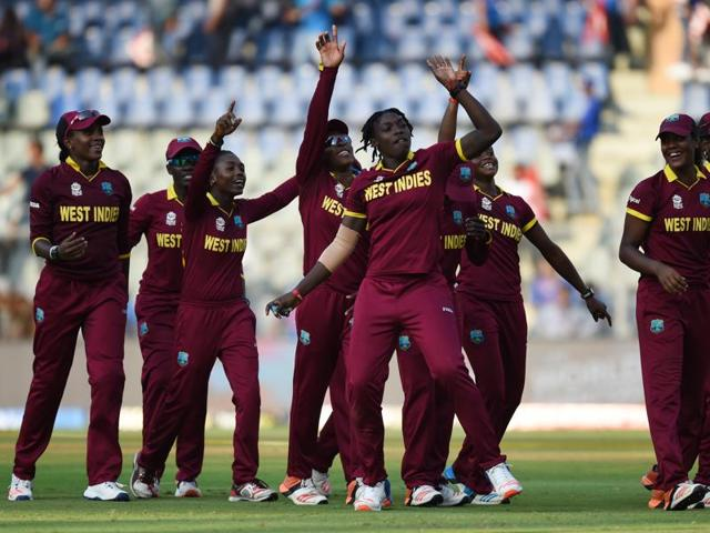West Indies beat three-time defending champions Australia to win their maiden World T20 title.