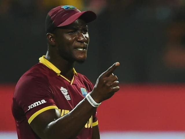 West Indies captain Darren Sammy expressed disappointment with his nation's cricket board, with whom the players were engaged in a pay dispute with before the start of the World T20.