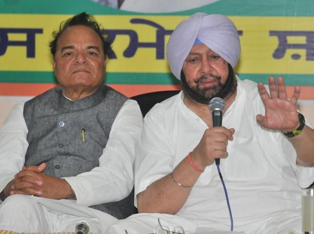 Doaba,Punjab Congress president,Captain Amarinder Singh