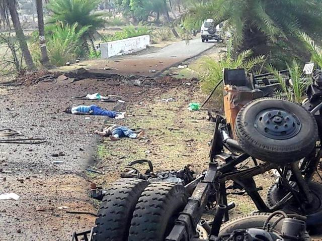 Undeterred by the Maoist attack that killed seven of their colleagues last week, troops of the 230th CRPF battalion nabbed six Maoists in Chhattisgarh.