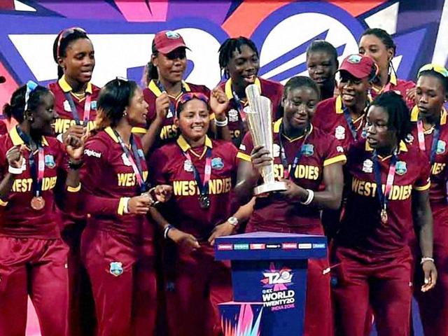 Hayley Matthews,Stafanie Taylor,Women's World T20 final