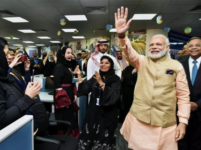 Narendra Modi,Modi in Saudi,GST Bill