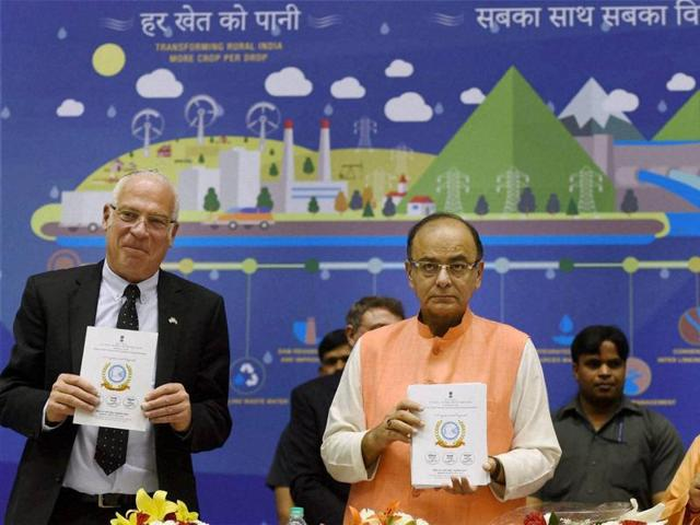 Jaitley also said the government has been trying to address the problem of NPAs in sectors like steel, textile, highways and infrastructure, which are on account of economic slowdown.