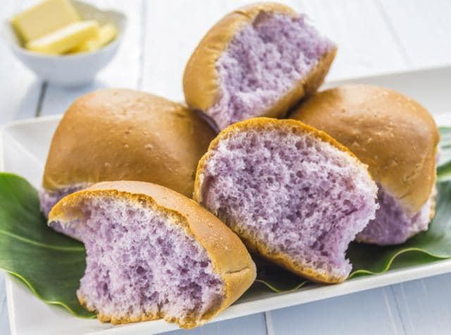 Purple bread,bread,Glycemic Index