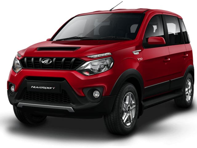 The new Mahindra NuvoSport looks beefier, more aggressive, but the overall vehicle remains more or less the Quanto.