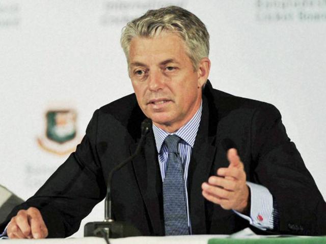 David Richardson,World T20,Associate Nations