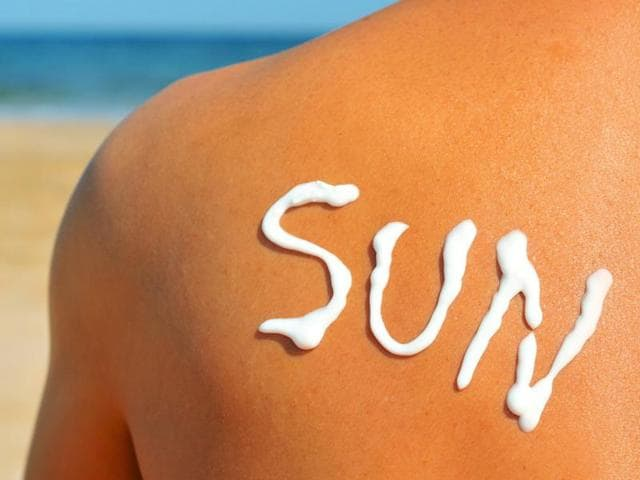 Researchers suggest that sunscreen impairs sperm function by seeping through the skin and into the rest of the body.