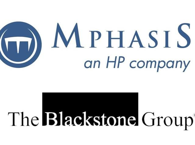 Mphasis,Blackstone Group,Hewlett Packard