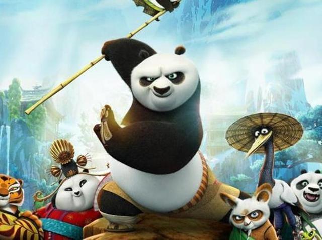Kung Fu Panda 3,Kung Fu Panda,Kung Fu Panda 3 Box Office