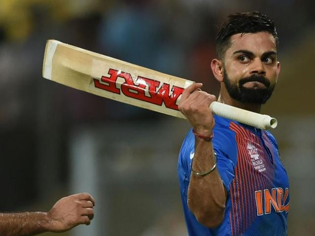 Virat Kohli was on Monday named captain of the ICC's World T20 XI squad.