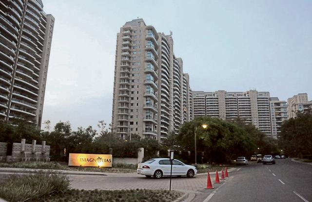DLF Magnolias, the upscale gated locality in DLF Phase-5, is known for being one of the safest places in Gurgaon