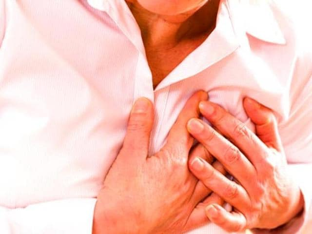 Researchers say that people with larger waist circumferences were more likely than smaller-bellied people to have problems with the heart's left ventricle, which pumps oxygen-rich blood to the brain and the rest of the body.