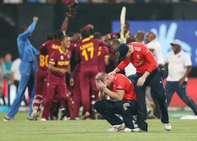World T20 final