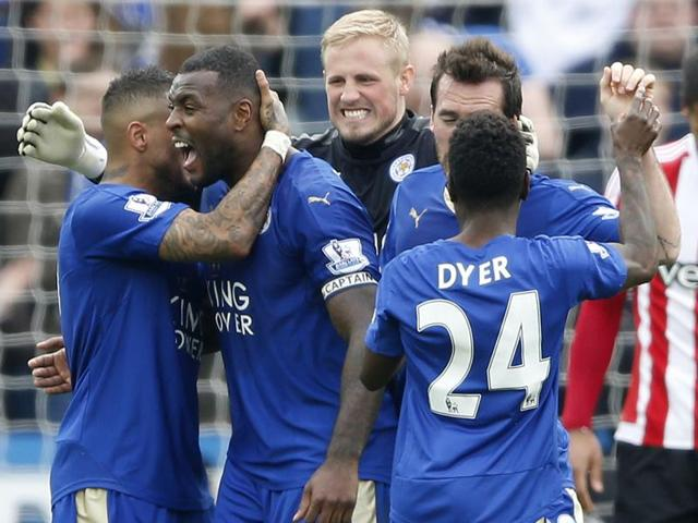 English Premier League,Leicester City,Manchester United