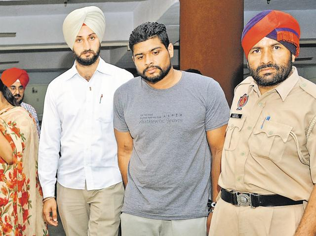 Realtor's kidnapping,Patiala,National level player