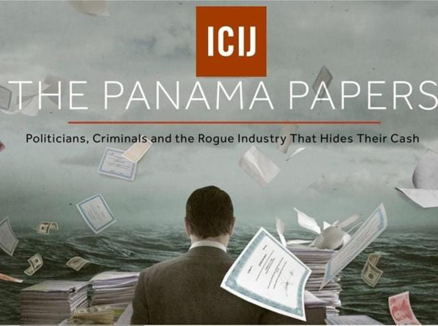 The ICIJ allegedly exposed a range of personalities from political leaders to filmstars whom a Panama-based company helped to use tax havens to hide their wealth.