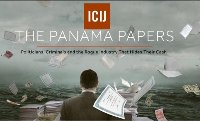 The ICIJ allegedly exposed a range of personalities from political leaders to filmstars whom a Panama-based company helped to use tax havens to hide their wealth. ( panamapapers.icij.org screengrab)
