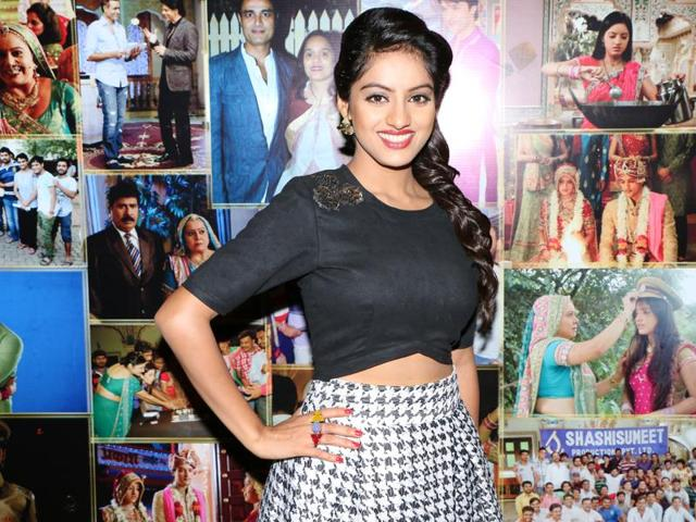 TV actor Deepika Singh plays the lead character Sandhya in popular daily soap Diya Aur Baati Hum.
