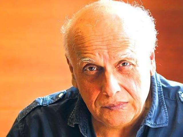 Mahesh Bhatt was speaking at a promotional event for Love Games.