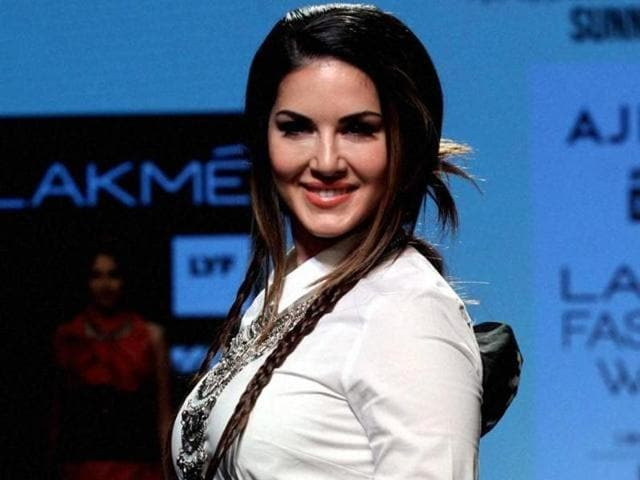 Sunny Leone got her dream fulfilled of working with Shah Rukh Khan in Raees. (PTI)
