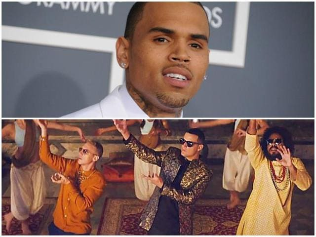 Chris Brown will perform at the IPL opening ceremony.