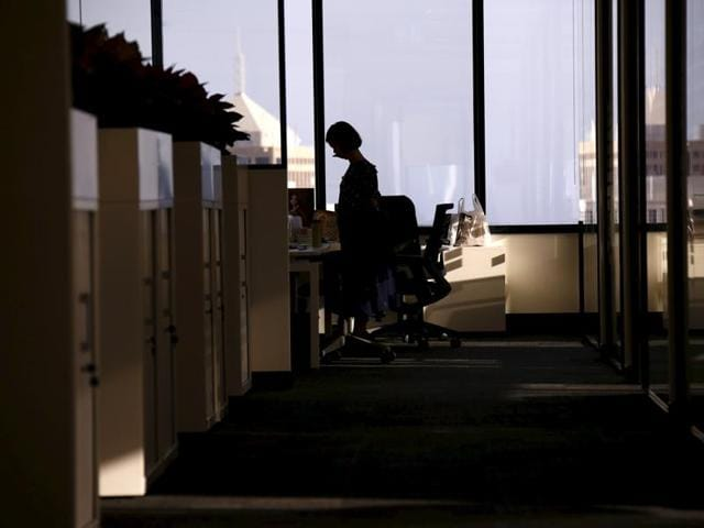 An employee of software company Nuix stands in their office located in central Sydney, Australia. Software produced by the little-known Australian developer has helped journalists piece together news leads from the mountains of data found in the contents of the Panama Papers, one of the biggest document leaks in history.