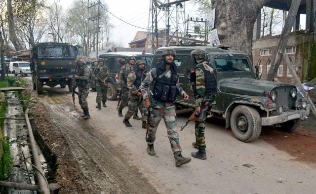 Hizbul,Militants,Jammu and Kashmir