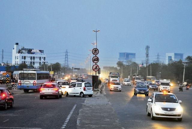 Kherki Daula plaza,Kherki Daula issues,Gurgaon traffic