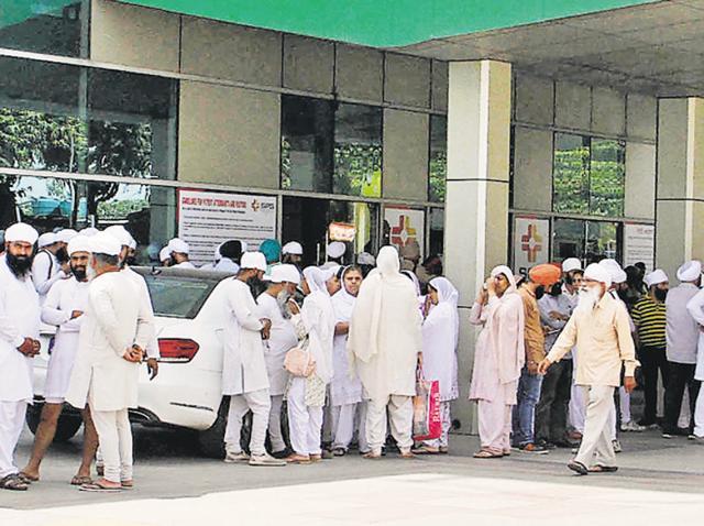 Namdharis,Namdhari sect,Sikh
