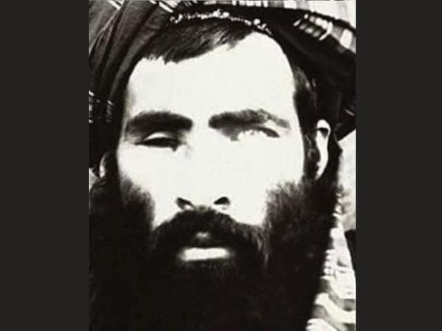 This undated photo, courtesy of the US State Department, shows Mullah Omar.