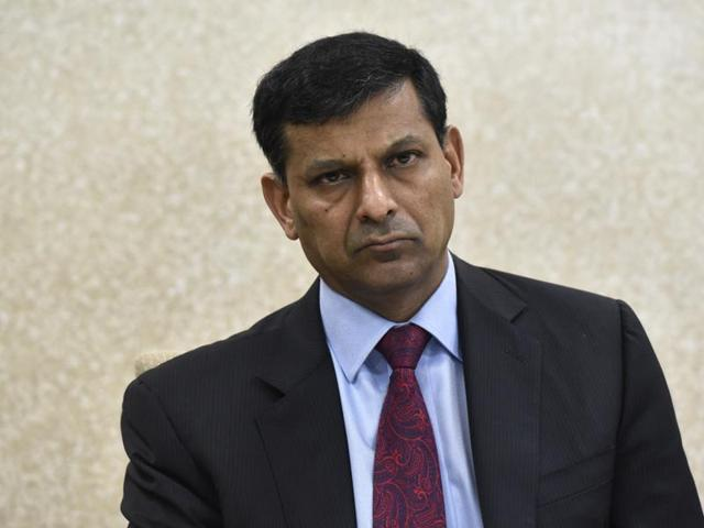 Reserve Bank of India (RBI) governor Raghuram Rajan listens to a question at a news conference after the bi-monthly monetary policy review in Mumbai. (Reuters)